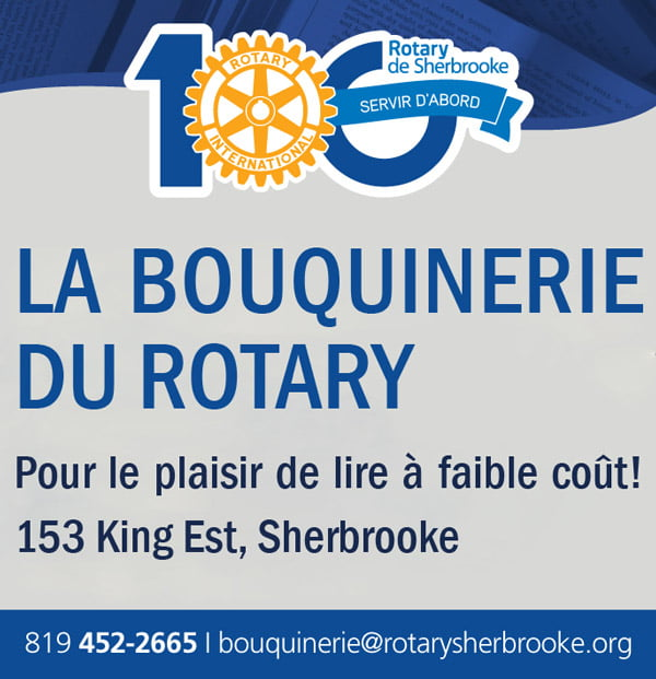 Bouquinerie du Rotary